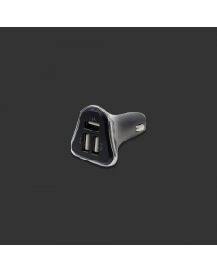 12V/24V Triple USB Adaptor