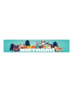 Happy Birthday - Animals