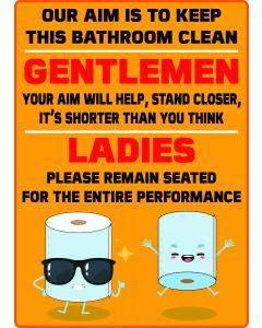 Toilet Aim