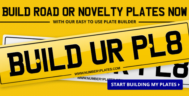 Private plate maker
