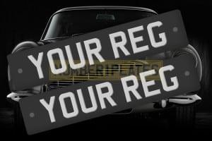Vintage Custom Reg