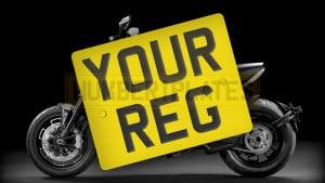 Motor Bike reg