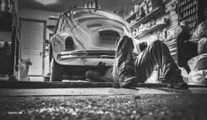 DIY car mechanics classic vehicles car