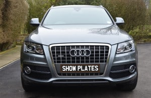 Number 1 Plates   Show Plates