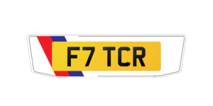 Replacement Range Rover Plates Two