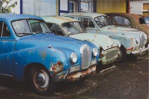 rust on classic vehicle to buy
