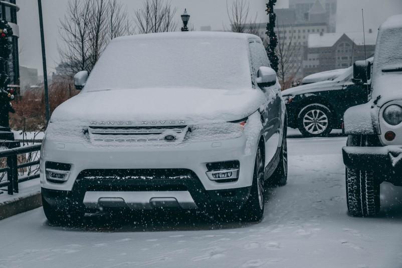 Range Rover Number Plates