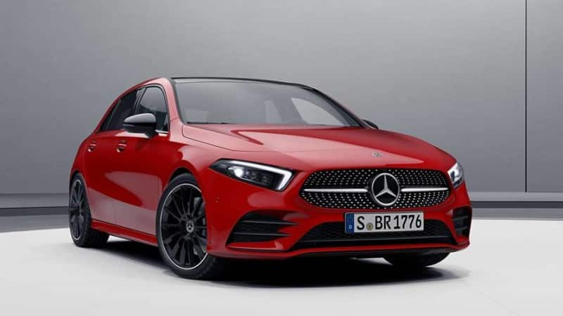 Cars of 2019 - CLA