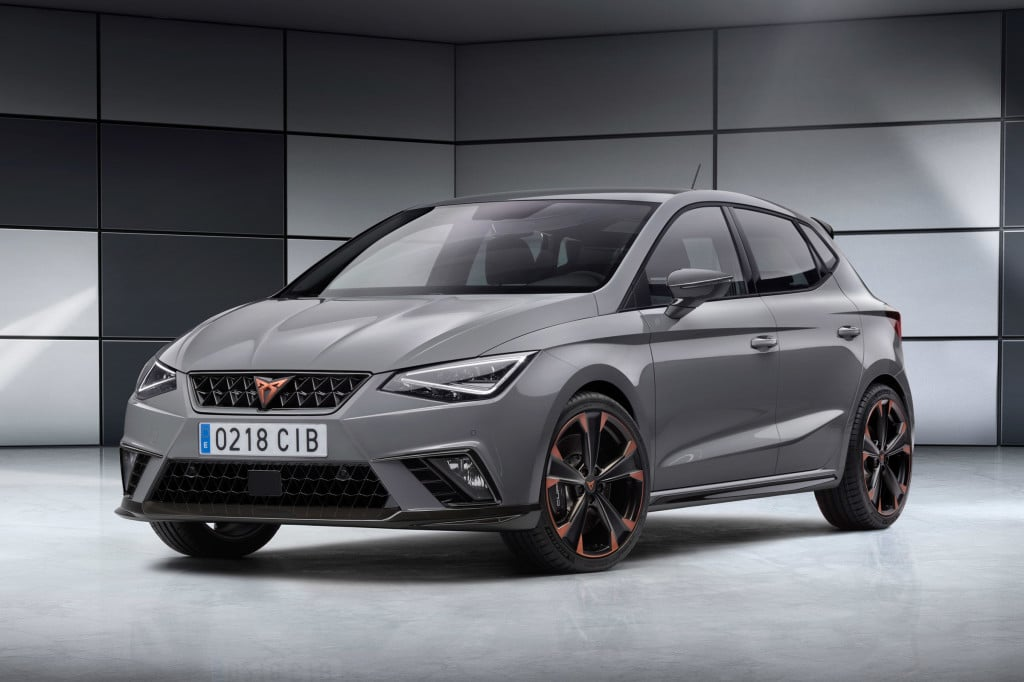 Cars of 2019 - Evoque - Cupra