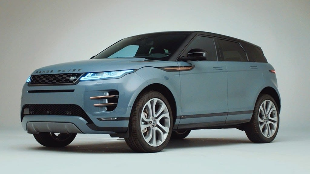 Cars of 2019 - Evoque