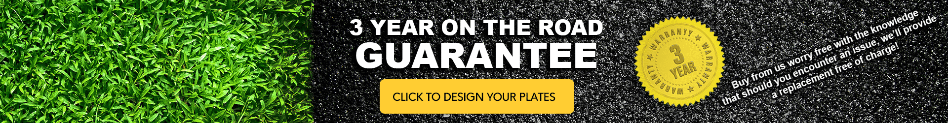Click to go to number plate maker | Banner