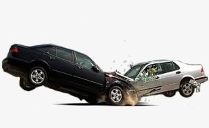 road collision