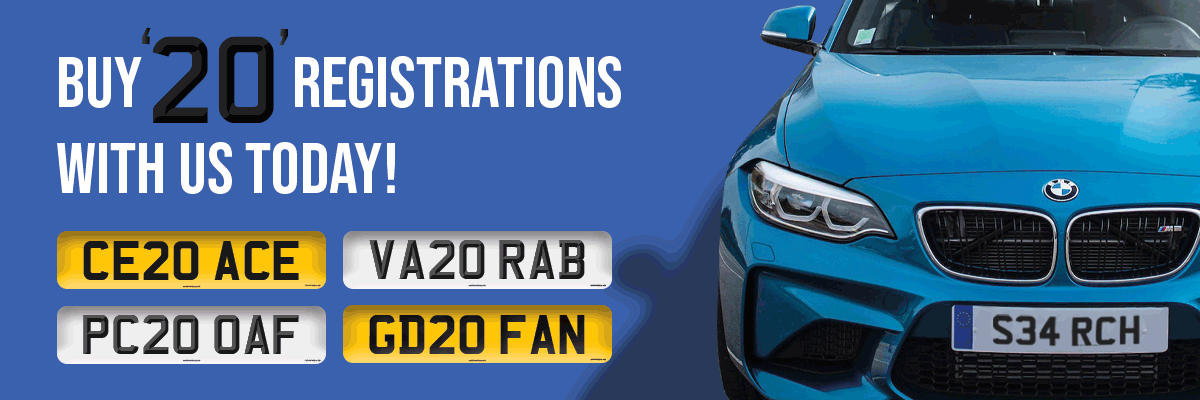 '20' private plates desktop