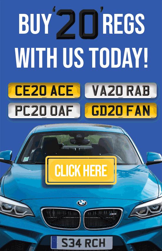 '20' cheap private plates mobile