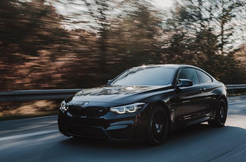 BMW Registration Plates