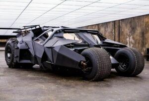 Batman Begins Batmobile
