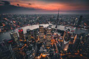Shanghai Cityscape.