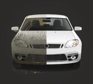 Car - Dirty vs Clean