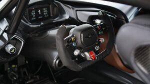 Joypad steering wheel F1