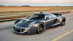 The Hennessey Venom GT