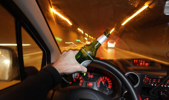 drink driving!!