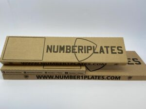 The new cardboard boxes for dispatching orders!