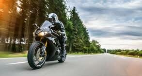 Motorcycle High Speed
